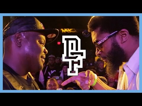 E-NESS VS BILL COLLECTOR   Don't Flop Rap Battle