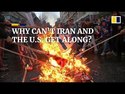 Why can't Iran and the US get along?
