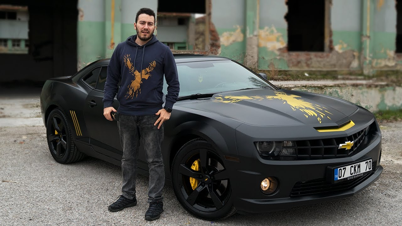 Yeni Arabam Azim Camaro Ss Youtube