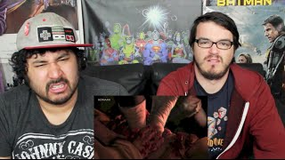 METAL GEAR SOLID 5: THE PHANTOM PAIN RED BAND TRAILER & CRAB BATTLE REACTION!!!