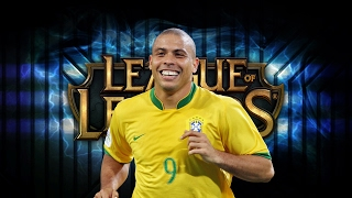 ronaldo playing lol league of legends funny stream moments 52