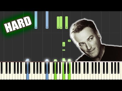 Above All - Michael W Smith | HARD PIANO TUTORIAL by Betacustic