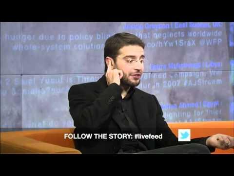 Interview Sami Yusuf - The Stream - Al Jazeera English