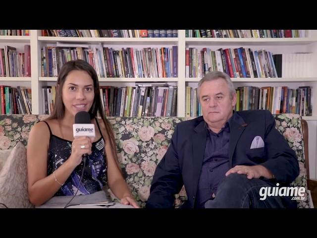 Pr. Denardi - Curar enfermos não é ministério - Entrevista Portal Guiame
