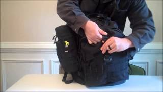 Mark Sanders 33 MAXPEDITION VULTURE II REVIEW