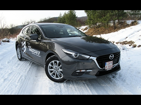 Redakčný Test Mazda 3 2 0 Skyactiv G 165 2017 Car