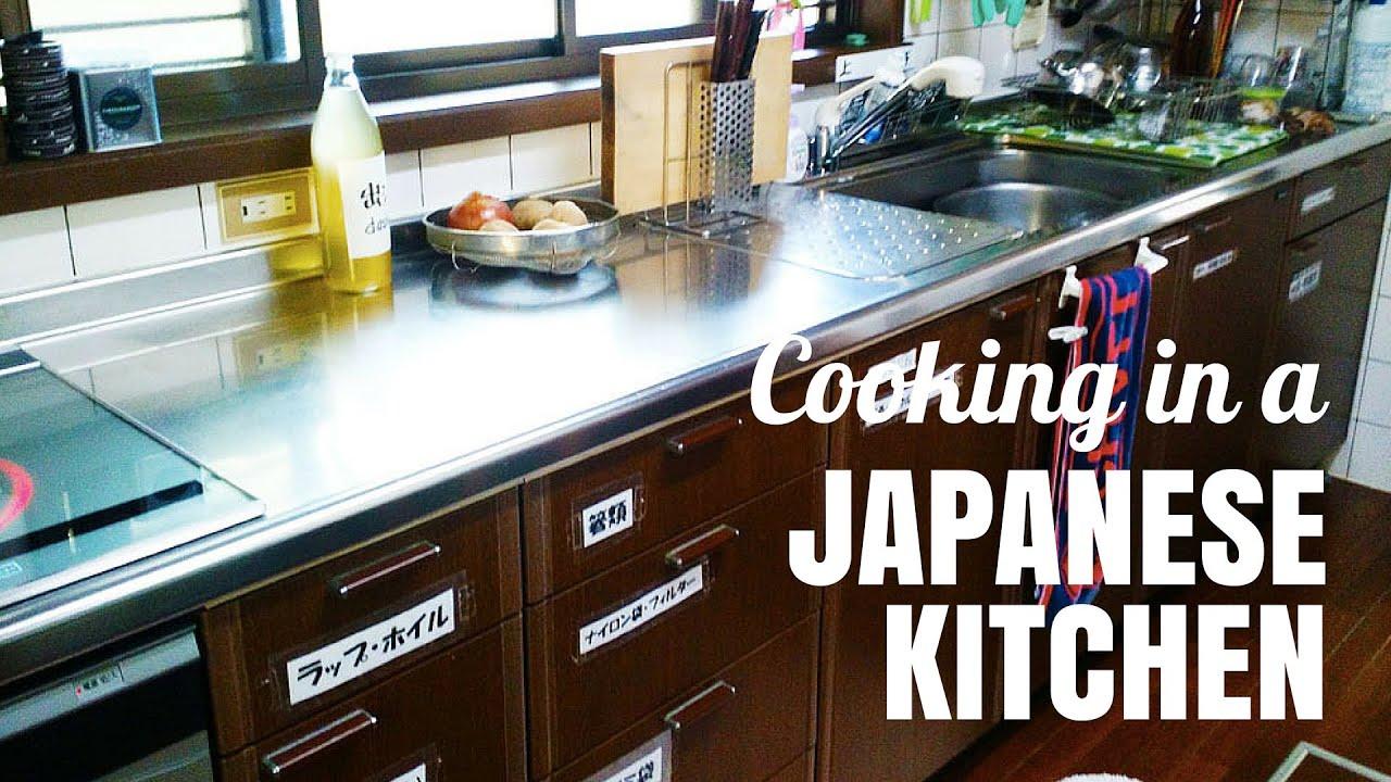 COOKING IN JAPAN   TRAVELING SPOON!!