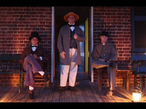 2012 Lantern Tours at Appomattox Court House NHP