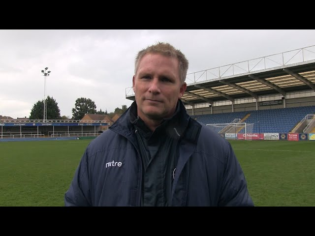 2020-10-10 | Farnborough vs Taunton Town | Spencer Day Post-Match Interview