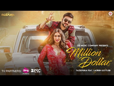 Million Dollar | Official Song | Fazilpuria & Lauren Gottlieb | Rossh