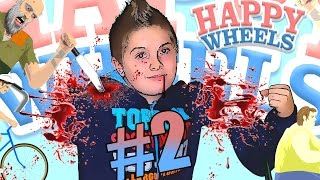 MICHOU - UN MONDE DE PSYCHOPATHES (HAPPY WHEELS #2)