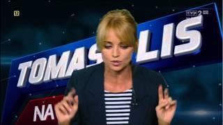 Tomasz Lis na żywo - Anny Przybylskiej wojna z paparazzi