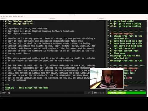 vim crash course part 2 for python development
