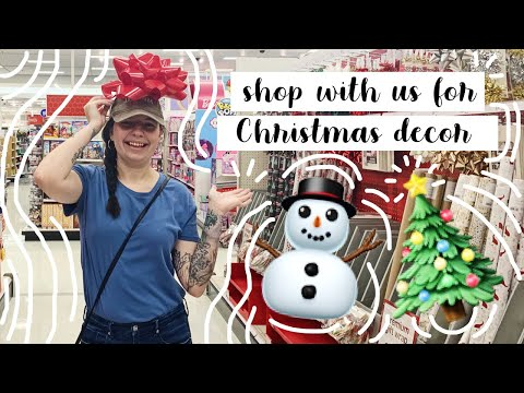 TARGET DOLLAR SPOT, DOLLAR TREE, & WALMART CHRISTMAS 2019: SHOP WITH US