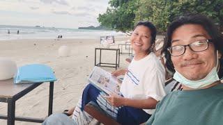 태국섬 꼬창 바다 일몰 라이브