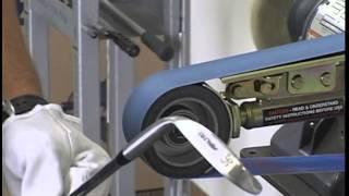 Club Repair Training - Multi Tool Refinishing Machine