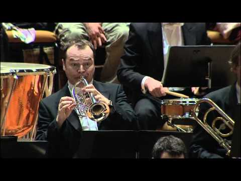 The Berliner Philharmoniker perform Stravinsky's Petrushka / Trumpet tutorial