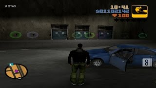 MOD: 100 Hidden Packages in One Place - Grand Theft Auto 3 (PC)