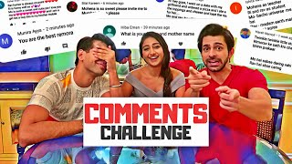 [7.83 MB] Comments Challenge | Rimorav Vlogs