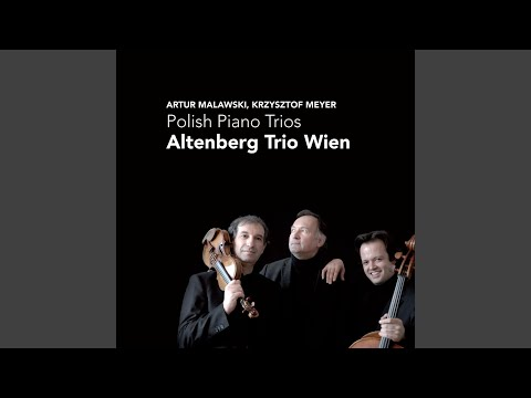Piano Trio In C-Sharp Minor: I. Lento - Allegro Moderato