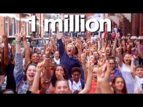 ONE MILLION! thumbnail