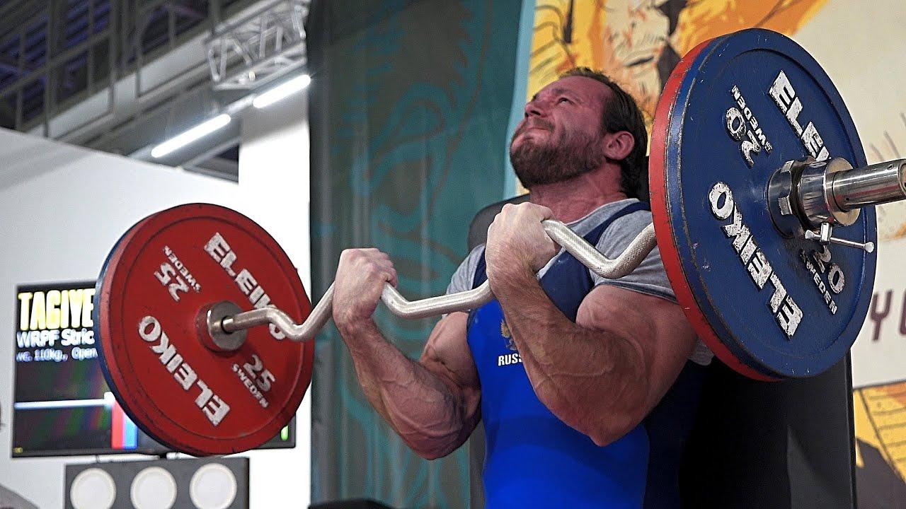 Низами Тагиев. 113 кг НА БИЦЕПС? / Слова после попытки