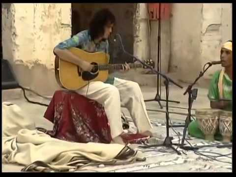 Led zeppelin in morocco (marakech)- City Don't Cry