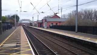 Virgin Trains East Coast Class 91 At Speed