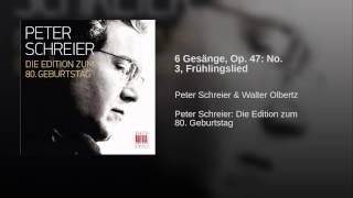 6 Gesänge, Op. 47: No. 3, Frühlingslied