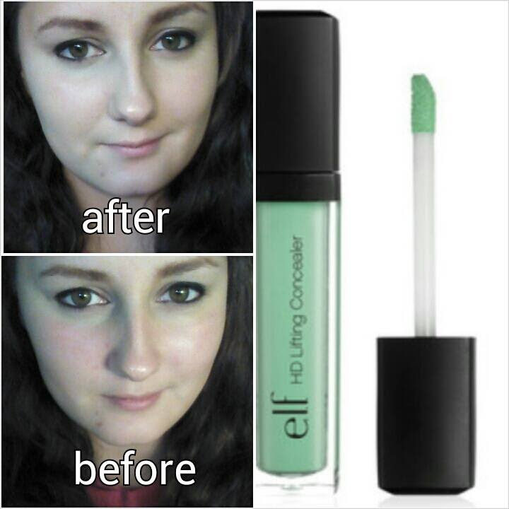 Does This Really Work Elf Hd Lifting Green Concealer
