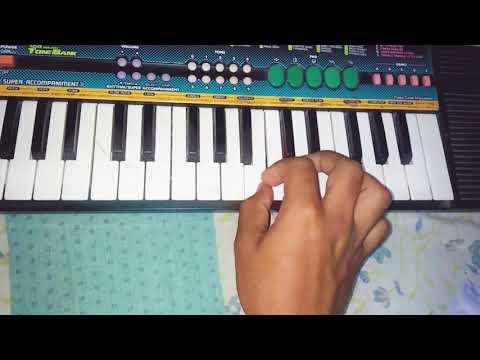 Dewak kalji re song on piano marathi movie redu