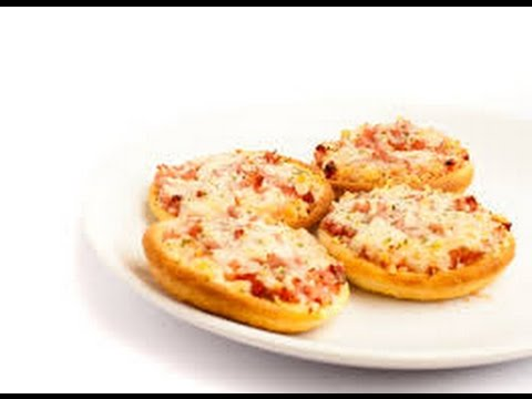 como fazer mini pizza para festa youtube. Black Bedroom Furniture Sets. Home Design Ideas