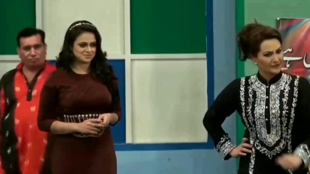 New Pakistan comedy stage Drama 2019  /Stage Drama TV