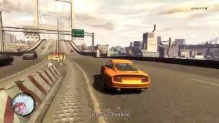 Grand Theft Auto 4 Gameplay 1440P QHD @ ULTRA Settings