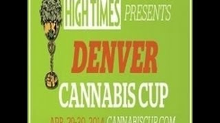 Herbin Farmer - High Times Cannabis Cup Denver 2014 Day 2