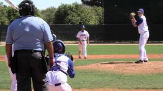 Alex Ingram (RHP) live in AZ