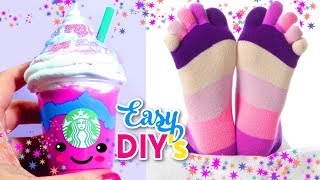 DIYs UNICORN CRAFTS TO DO WHEN YOU ARE BORED | Easy, Cute & Weird | Isa