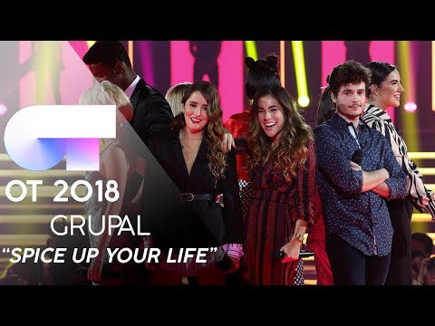 SPICE UP YOUR LIFE - GRUPAL | GALA 9 | OT 2018