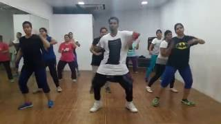Tutak tutak tutiya | sonu sood | Zumba® fitness | Sagar Rajguru