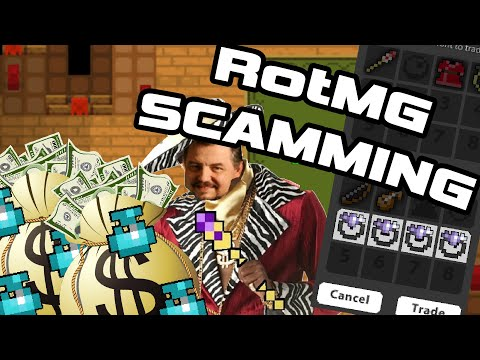 Scamming Idiots On Realm Of The Mad God