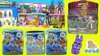 ФНАФ Моя коллекция Аниматроников FNAF 1 2 3 4 5 6 All FNAF 2018 Игрушки от My Toys Potap