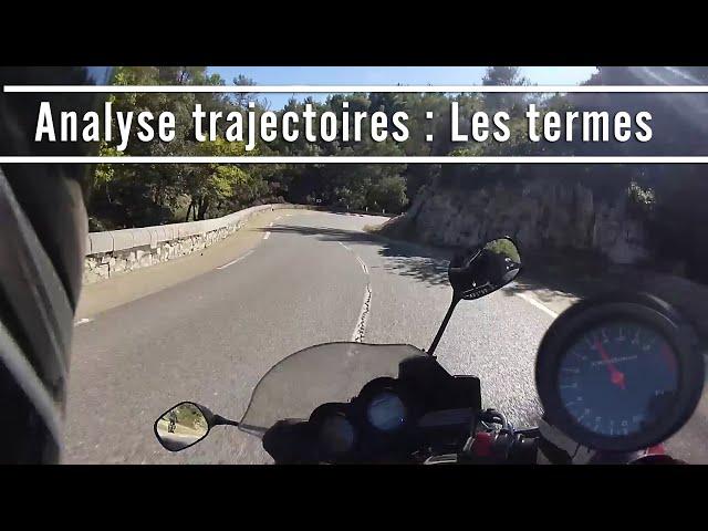 Analyse trajectoires :  La route des Termes
