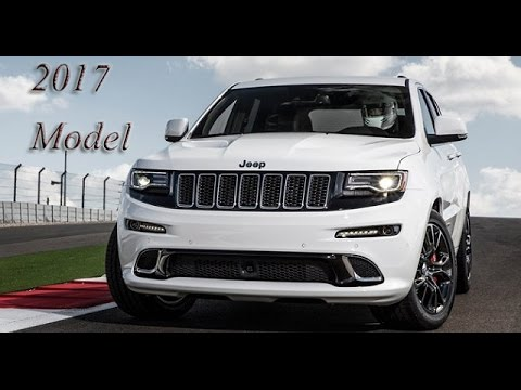 Jeep Grand Cherokee 2017 First Look And Exterior Interior Walkaround At 2016 New York Auto Show