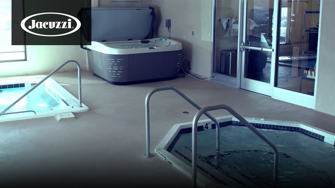 In-Ground vs. Portable Hot Tubs - YouTube