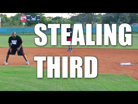 Juan Pierre : How to Steal Third Base