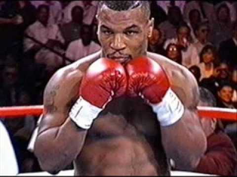 Mike Tyson - Cross that line.