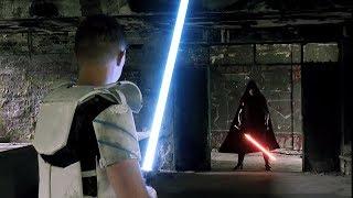 Spektral overdrive - LCC 2018 lightsaber duel