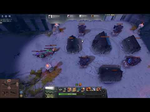 Survival Chaos в Dota 2, хотел в Warcraft 3 Reforget да как-то не пошло...)