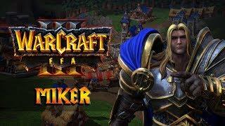 WarCraft 3 FFA с Маййкером 01.08.2020