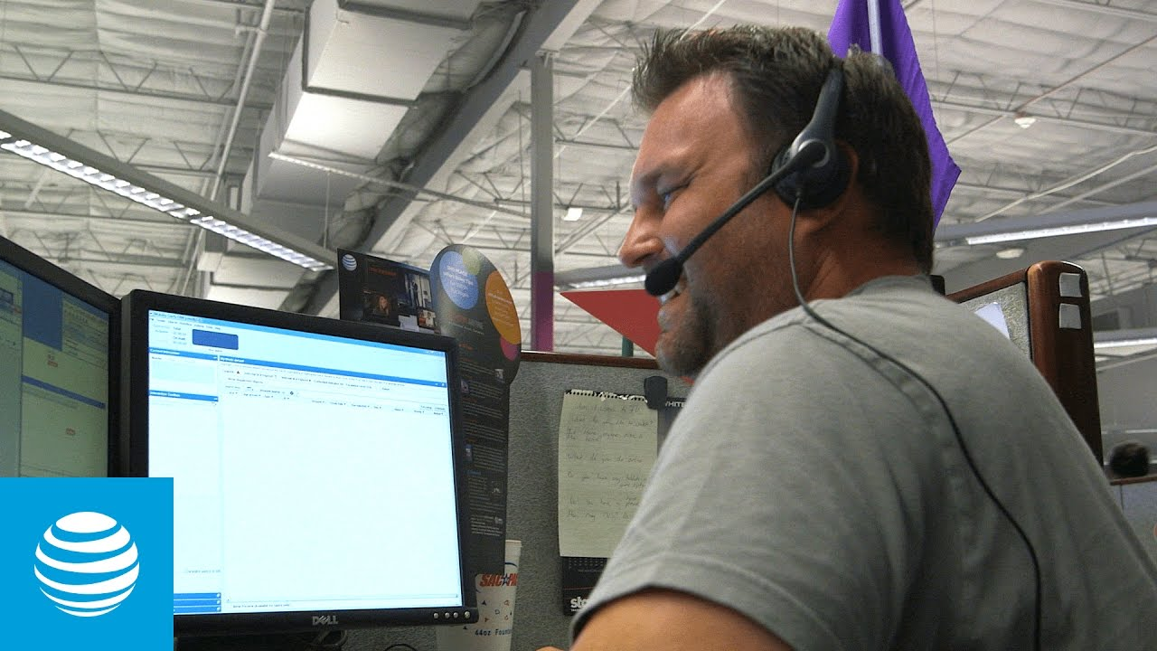 A Look Inside Call Center Careers At T Youtube
